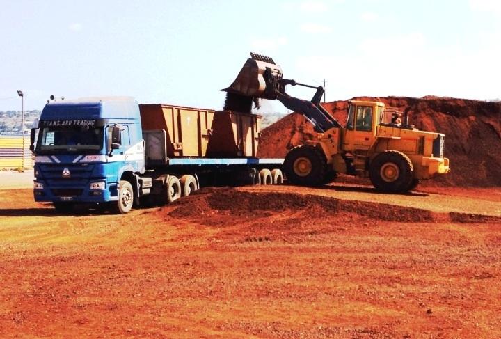 Lalaua Iron Ore Mine
