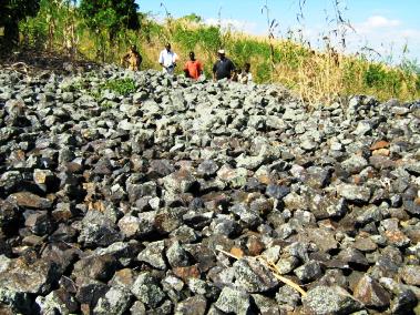 Milange (Majaua) Iron ore project